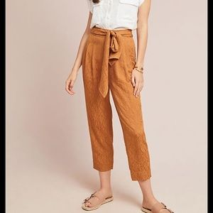 Anthropologie ett:twa Tie Waist Pants